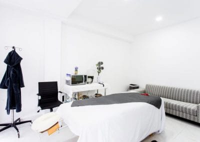 Lymphatic Drainage Room